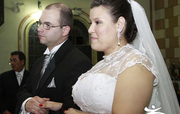 Cerimônia – Fabiola e Thiago
