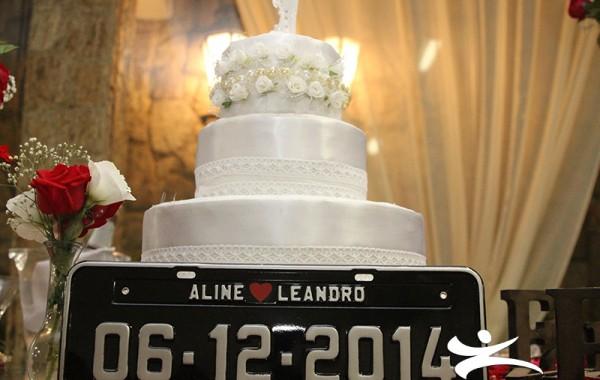 Cerimônia – ALINE E LEANDRO